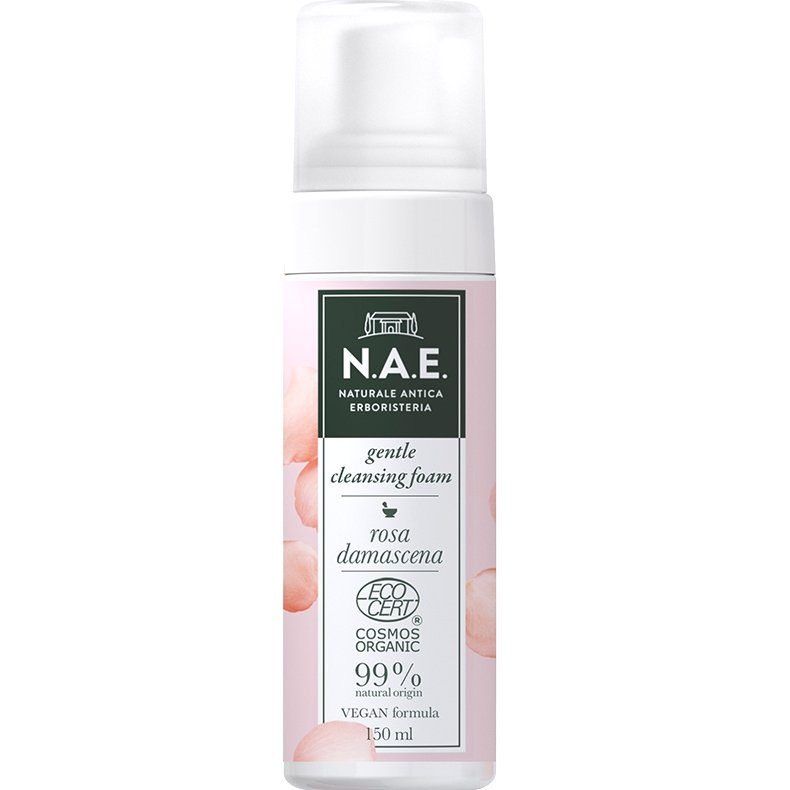 N.A.E. Pureza Gentle Cleansing Foam Απαλός Αφρός Καθαρισμού 150ml