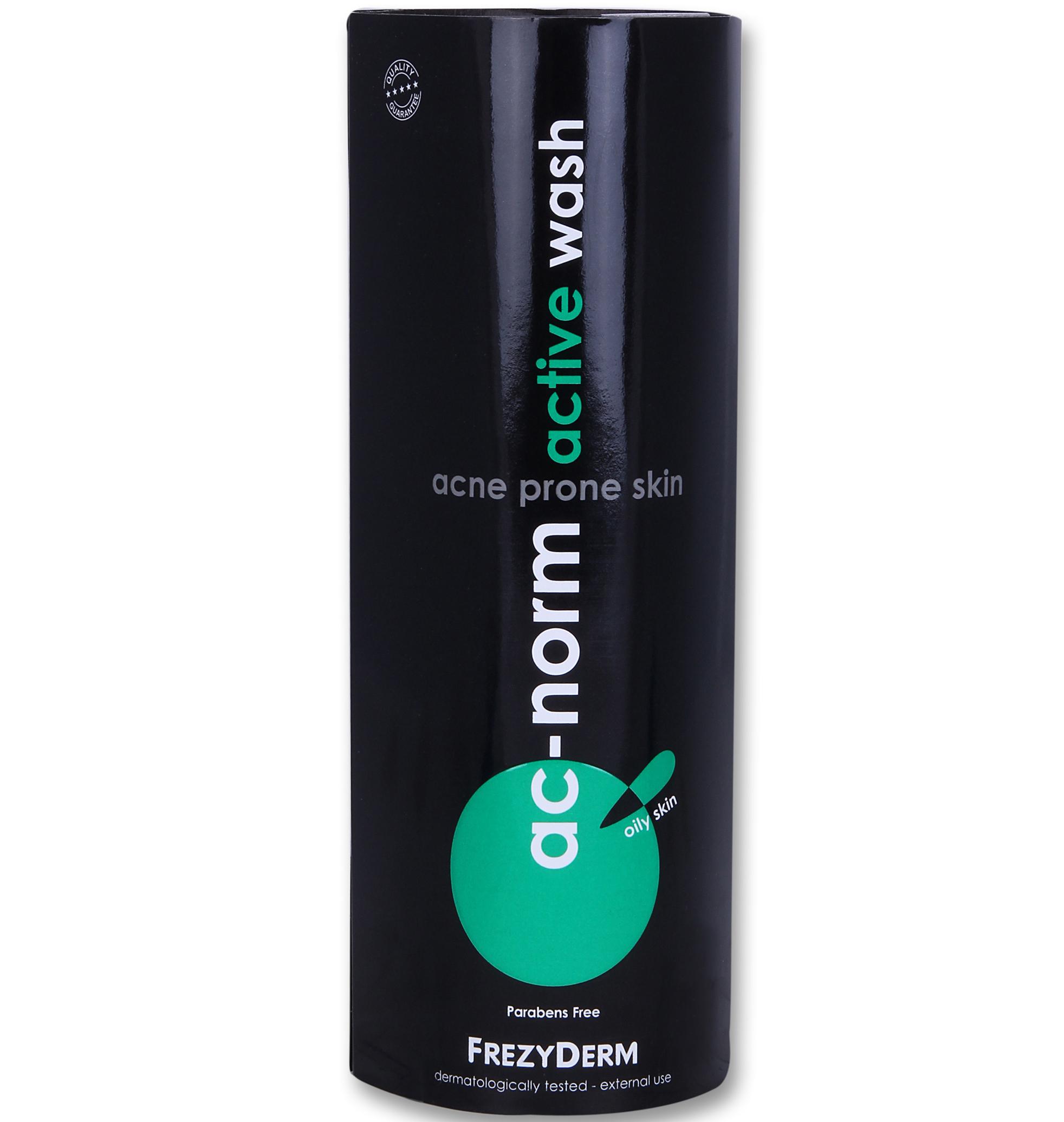 Frezyderm Ac-Norm Active Wash Καθαριστικό για Ακνεϊκές Επιδερμίδες 50ml ομορφιά   δέρματα με ατέλειες στο πρόσωπο   καθαρισμός ντεμακιγιάζ δέρματα με ατ