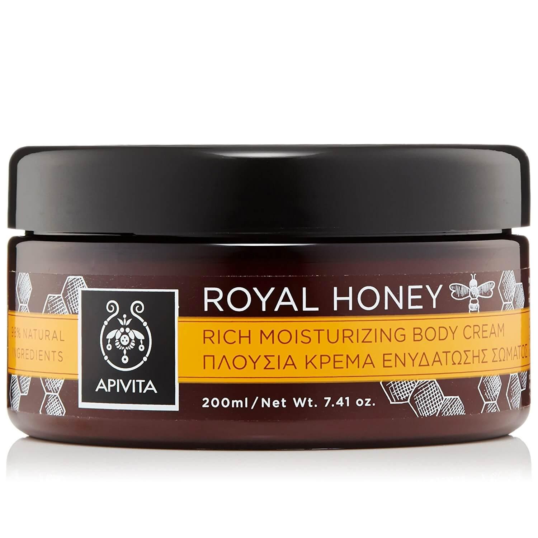 Apivita Royal Honey Scrub Σώματος με Θαλάσσια Άλατα με Mέλι Τόνωση & Aναζωογόνηση 200ml