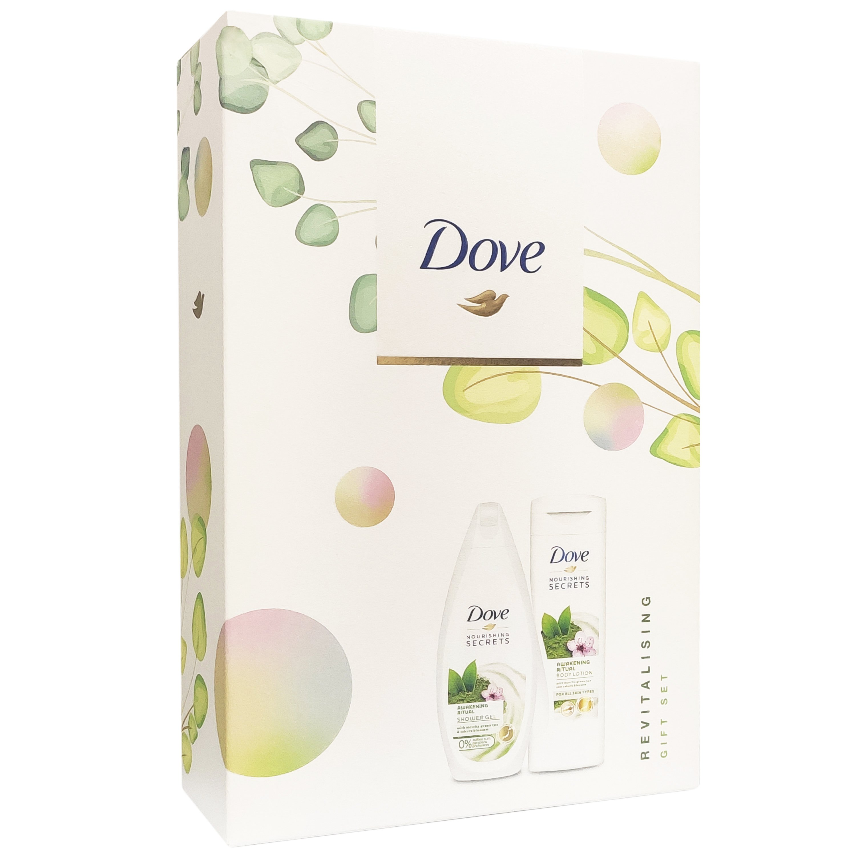 Dove Πακέτο Προσφοράς Revitalising Gift Set Awakening Ritual Shower Gel 250ml & Body Lotion 250ml