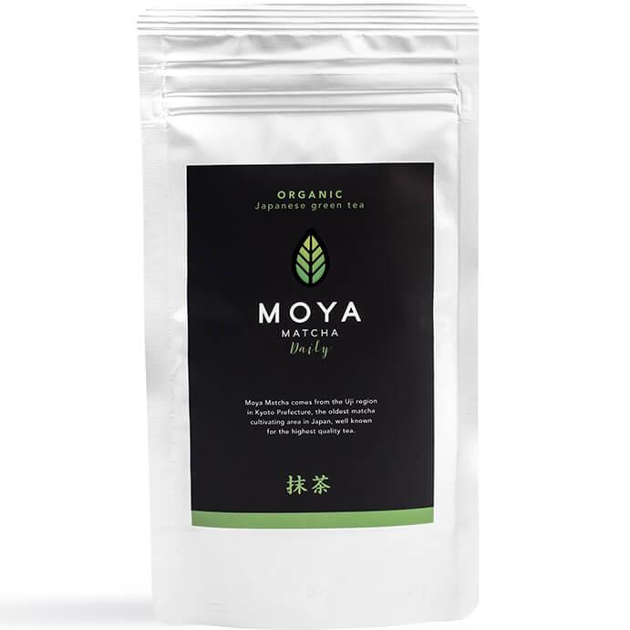 Moya Matcha Traditional Οργανικό Γιαπωνέζικο Πράσινο Τσάι 50g φαρμακείο   φυσικά προϊόντα   τσάι