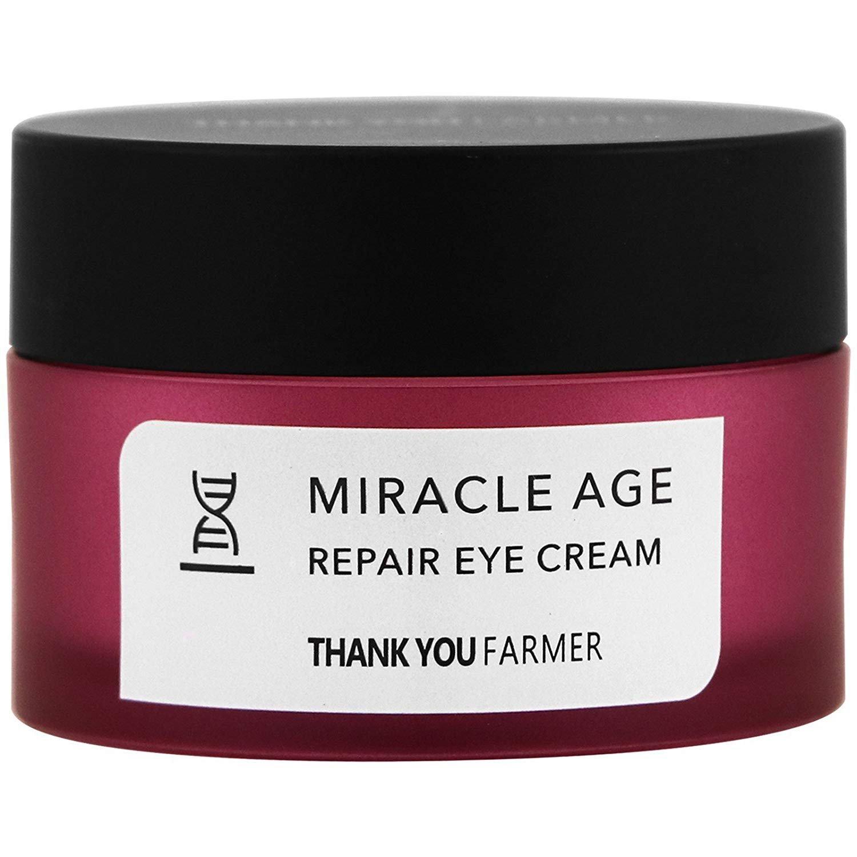 Thank You Farmer Miracle Age Repair Eye Cream Αντιγηραντική Κρέμα Σύσφιξης & Λάμψης της Ευαίσθητης Περιοχής των Ματιών 20gr