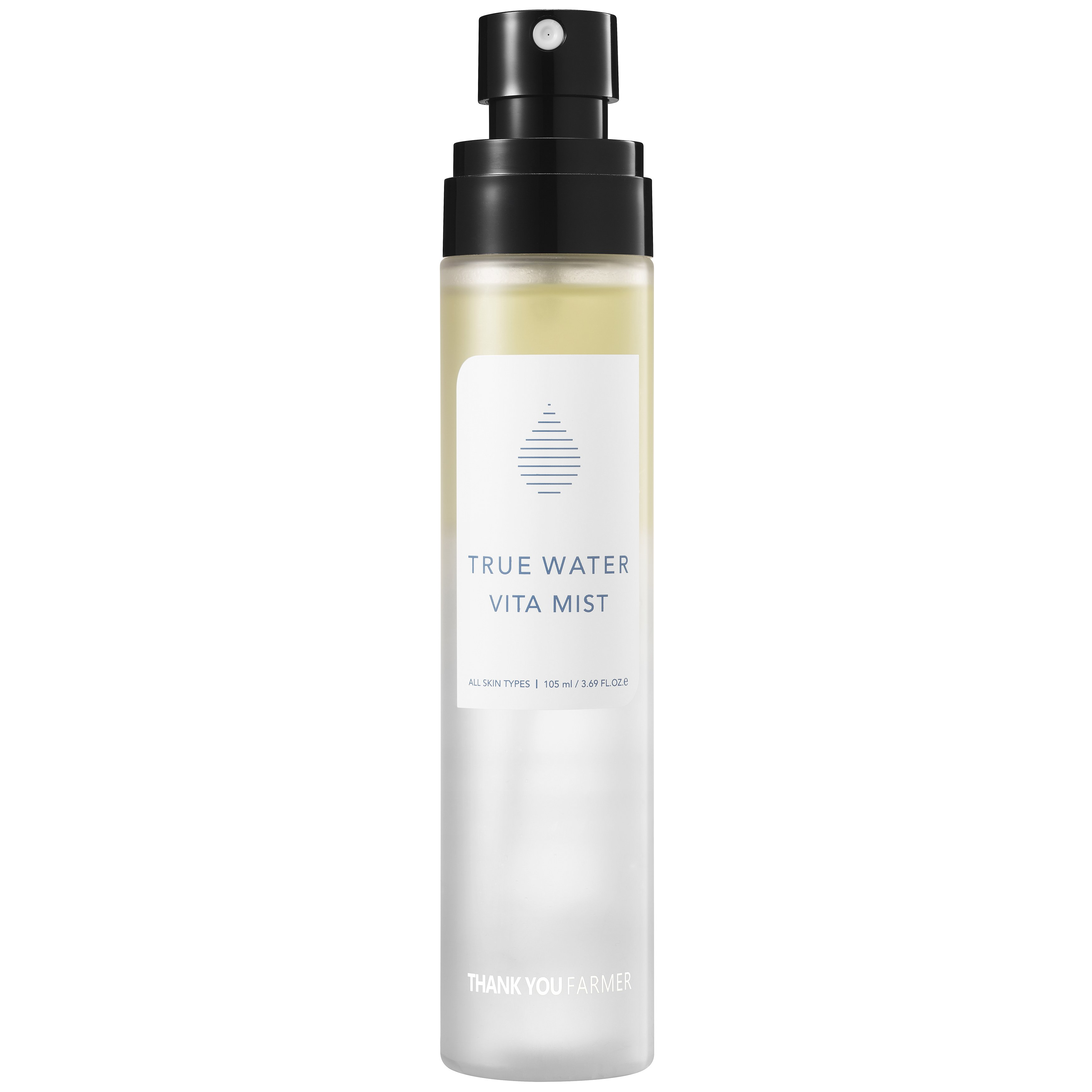 Thank You Farmer True Water Vita Mist Διφασικό Mist Προσώπου για Άμεση Ενυδάτωση της Επιδερμίδας 105ml