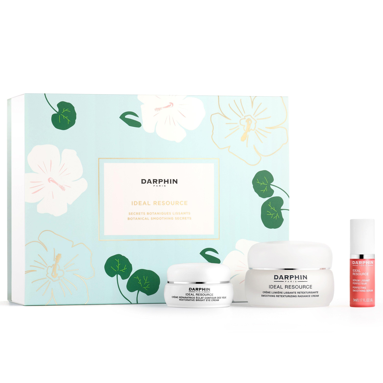 Darphin Ideal Resource Πακέτο Προσφοράς Cream 50ml & Restorative Brigh Eye Cream 15ml & Serum 5ml