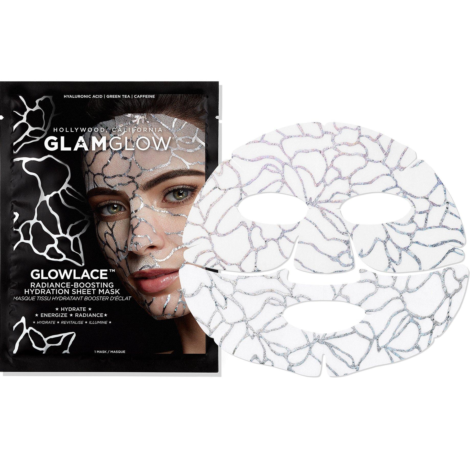 Glamglow Glowlace Sheet Mask Ενυδάτωση & Λάμψη 1 SheetMask