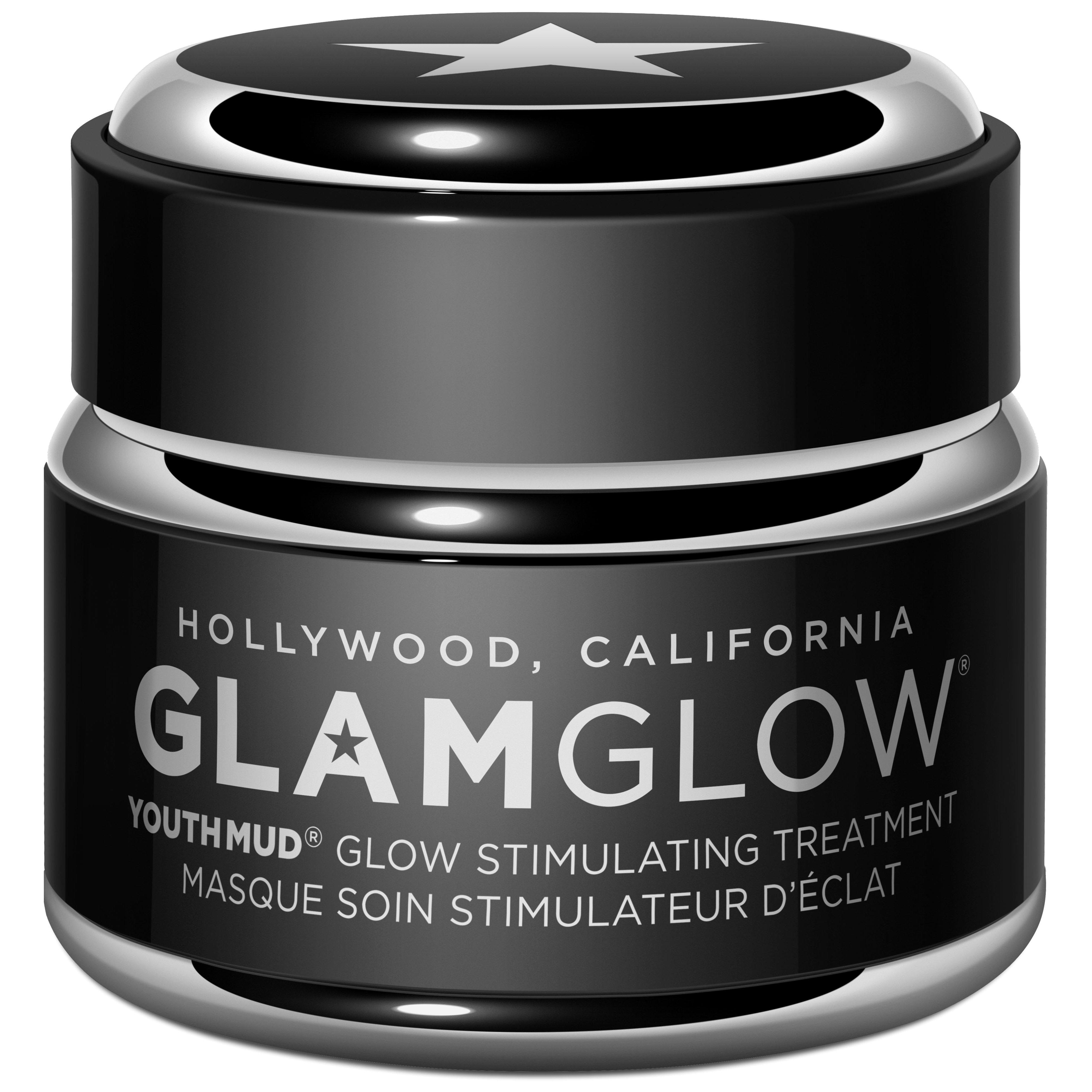 Glamglow Youthmud Glow Stimulating Treatment Mask Μάσκα Προσώπου Απολέπισης & Λάμψης 15g