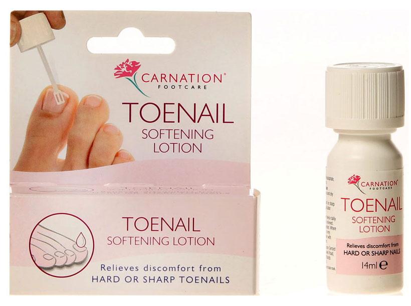 Vican Carnation Toenail Softening Lotion Λοσιόν για την ανακούφιση από τα σκληρά και αιχμηρά σημεία στα νύχια των ποδιών 14ml