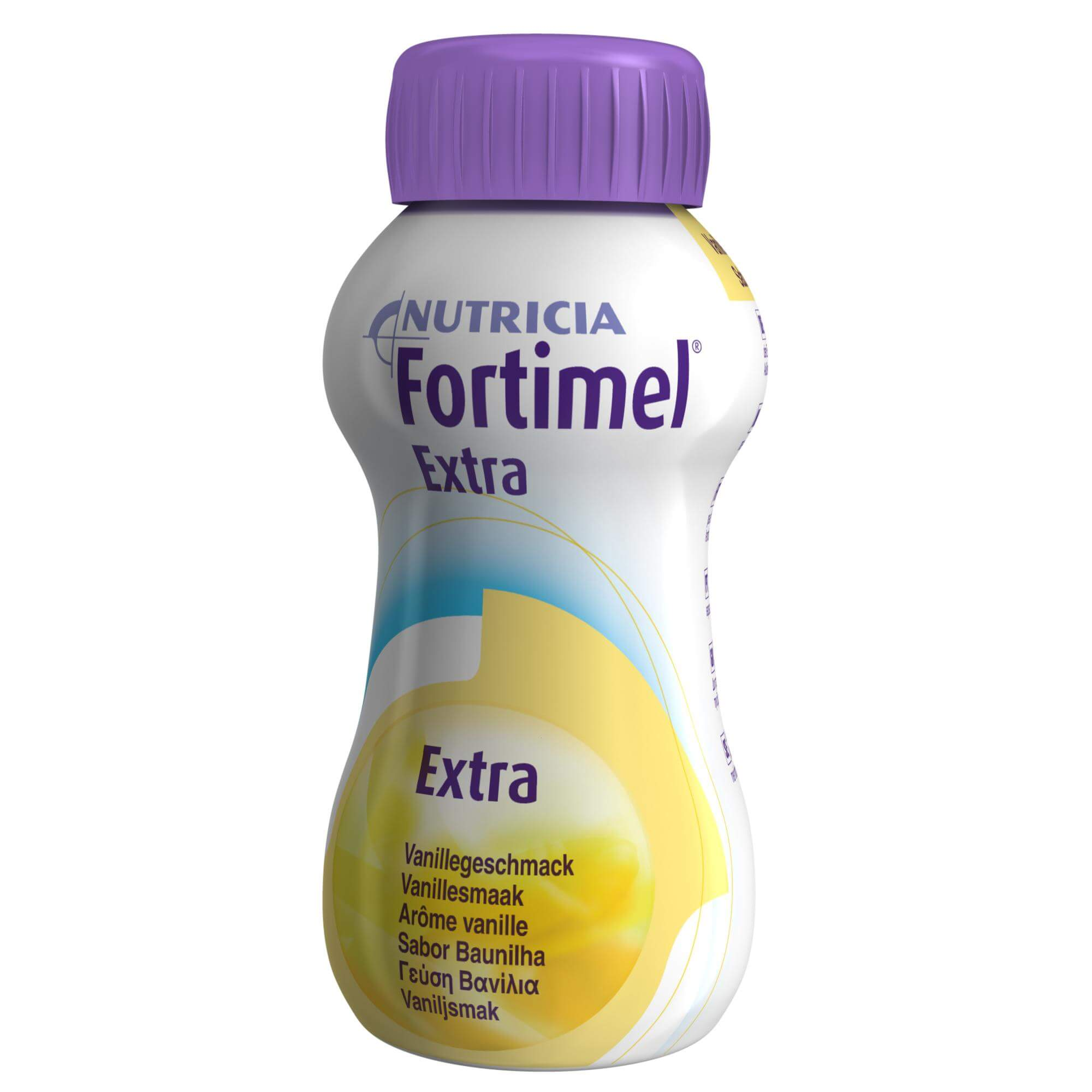 Nutricia Fortimel Extra Βανίλια 4x200ml