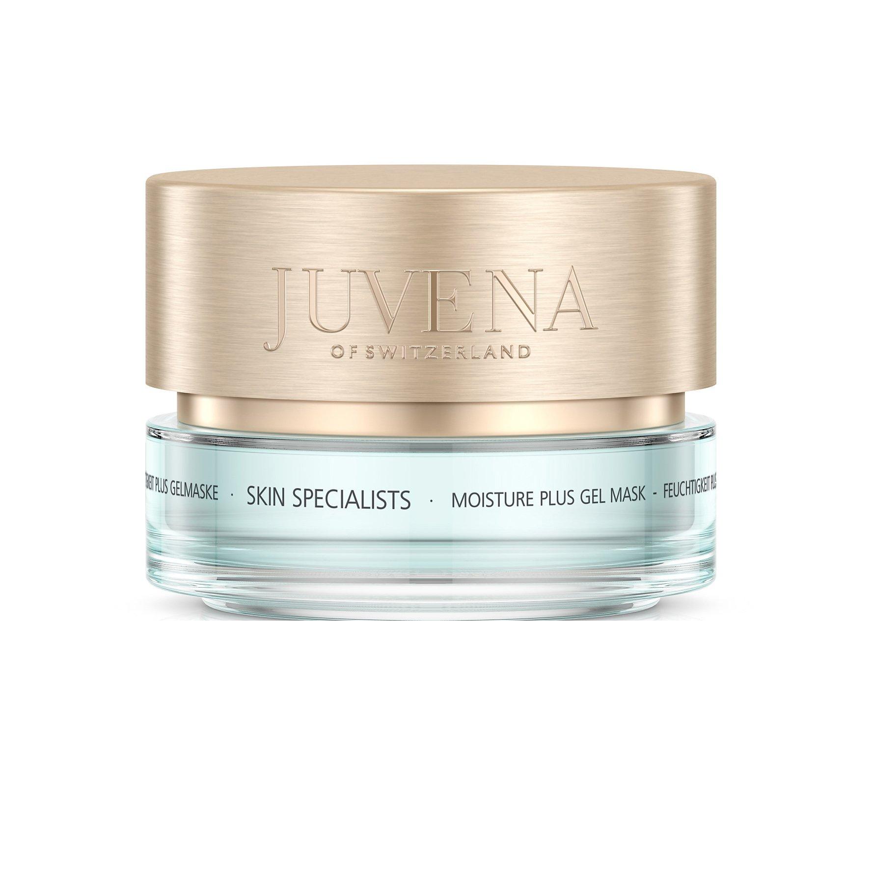 Juvena Skin Specialists Moisture Plus Gel Mask Ενυδατική Μάσκα Gel για Αφυδατωμένο, Καταπονημένο & Ευερέθιστο Δέρμα 75ml