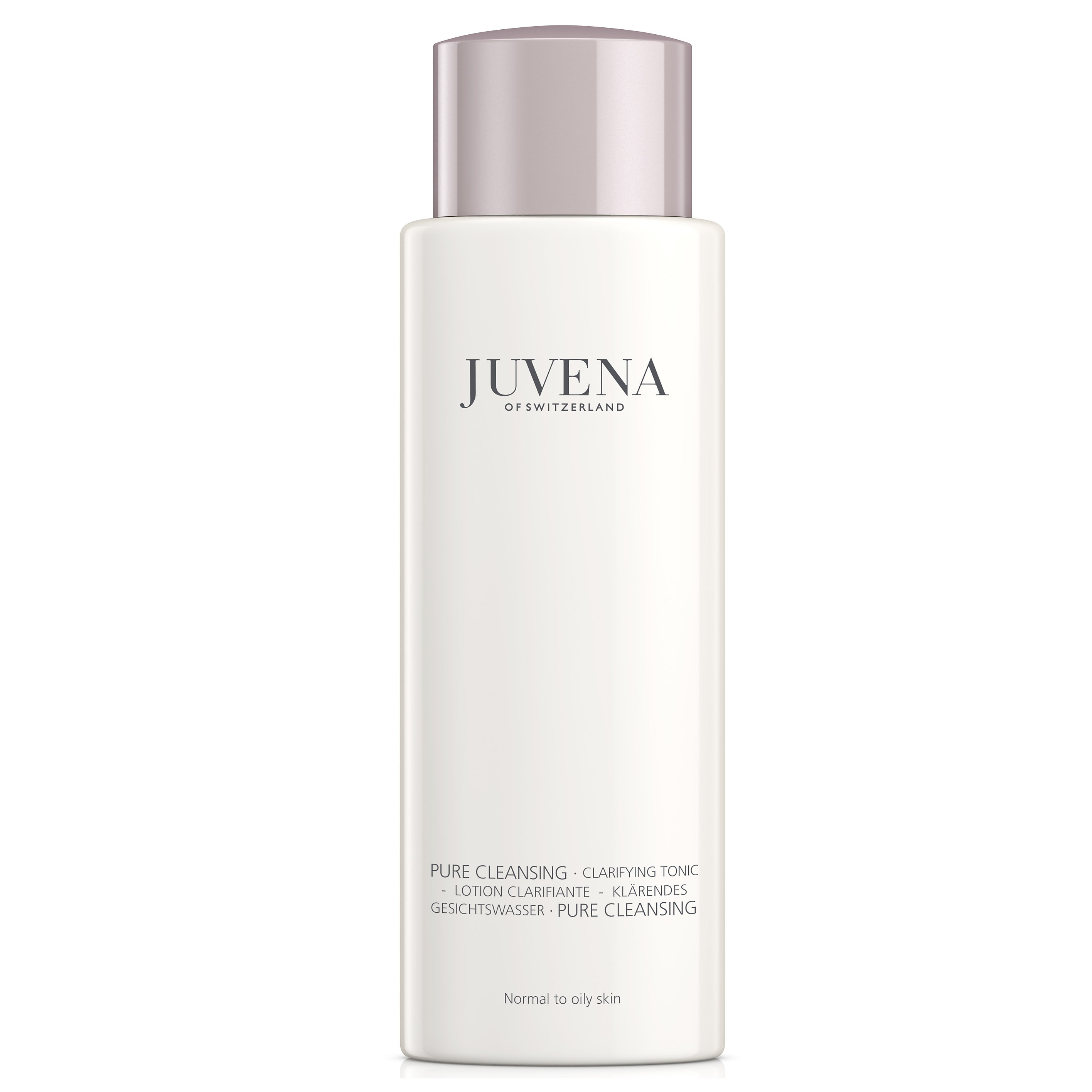 Juvena Pure Cleansing Clarifying Tonic Αναζωογονητική Λοσιόν Προσώπου,Booster Φρεσκάδας & Δροσιάς στις Λιπαρές Επιδερμίδες 200ml