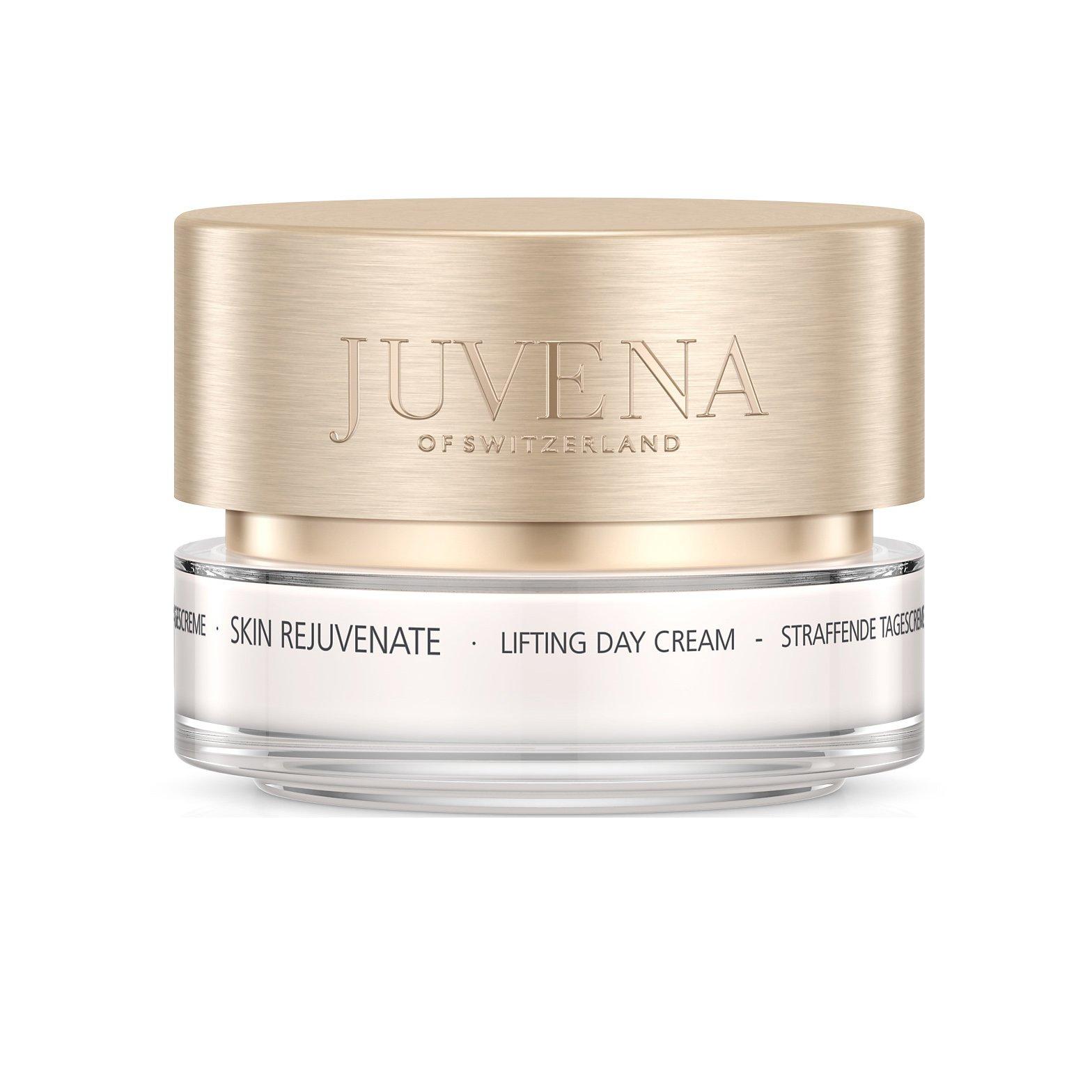 Juvena Skin Rejuvenate Lifting Day Cream Normal to Dry Κρέμα Ημέρας που Συσφίγγει Ορατά το Δέρμα & Σμιλεύει το Περίγραμμα 50ml