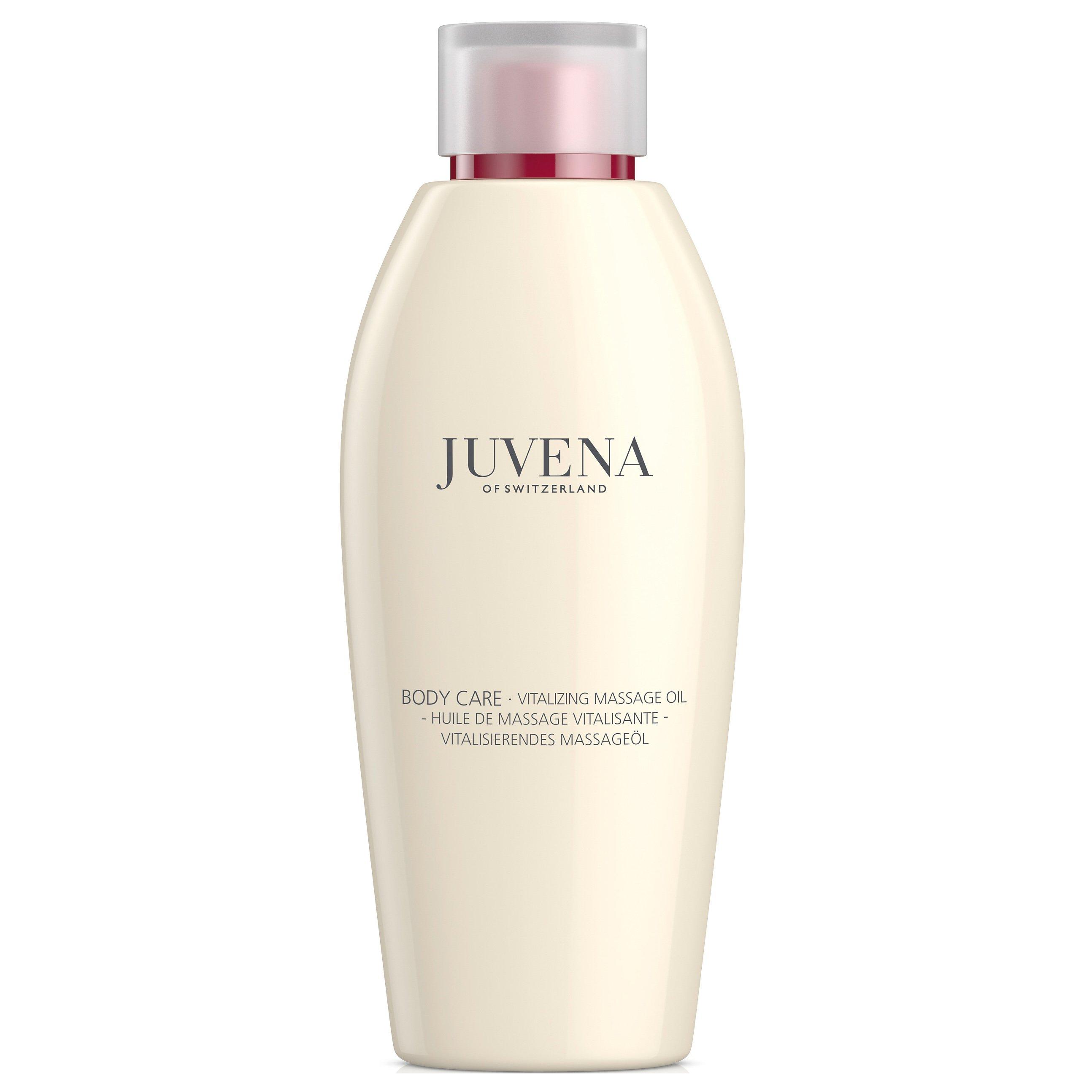Juvena Body Care Vitalizing Massage Oil Πολύτιμο Έλαιο Μασάζ Σώματος που Αναζωογονεί τις Αισθήσεις & Θρέφει την Επιδερμίδα 200ml