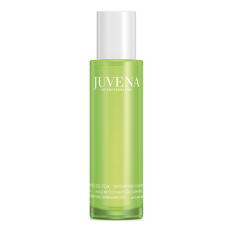 Juvena Phyto De-Tox Detoxifying Cleansing Oil Θρεπτικό, Αποτοξινωτικό Έλαιο Καθαρισμού & Ντεμακιγιάζ Προσώπου Ματιών 100ml
