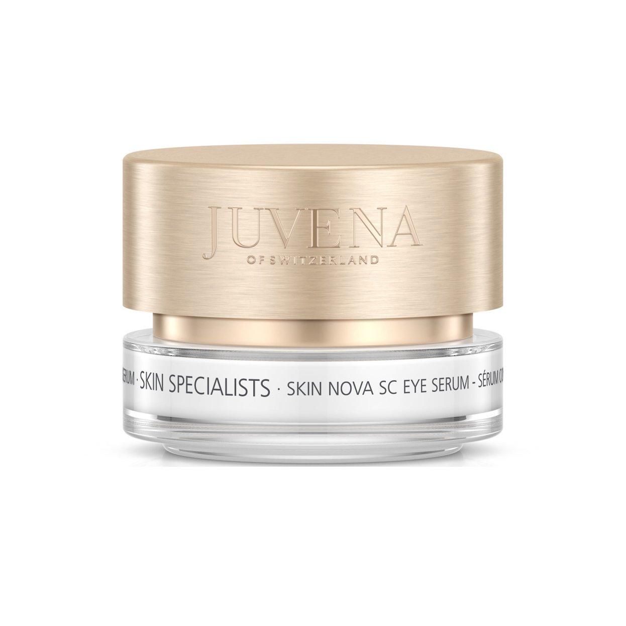 Juvena Skin Specialists Skin Nova SC Eye Serum Ορός – Συμπύκνωμα για την Ολική Ανάπλαση της Ευαίσθητης Περιοχής των Ματιών 15ml