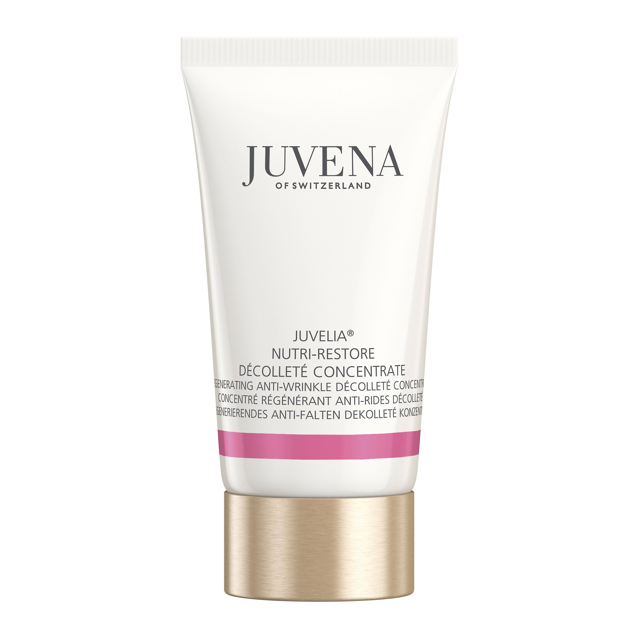 Juvena Juvelia Nutri-Restore Decollete Concentrate Αντιγηραντικός Ορός – Συμπύκνωμα Βαθιάς Αναγέννησης για Λαιμό & Ντεκολτέ 75ml
