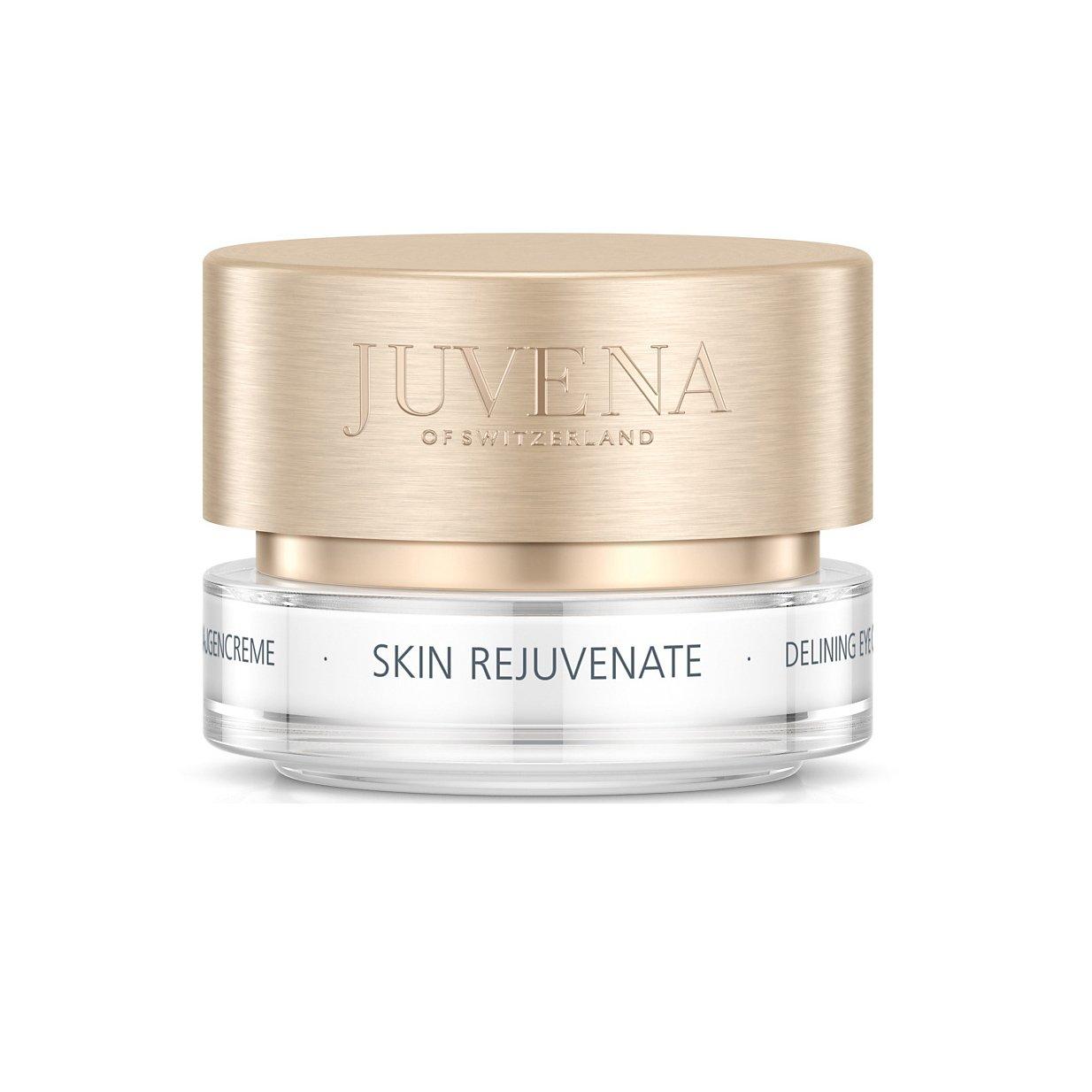 Juvena Skin Rejuvenate Delining Eye Cream, Μειώνει Γρήγορα, Ορατά & Αποτελεσματικά τις Γραμμές Έκφρασης Γύρω Από τα Μάτια 15ml