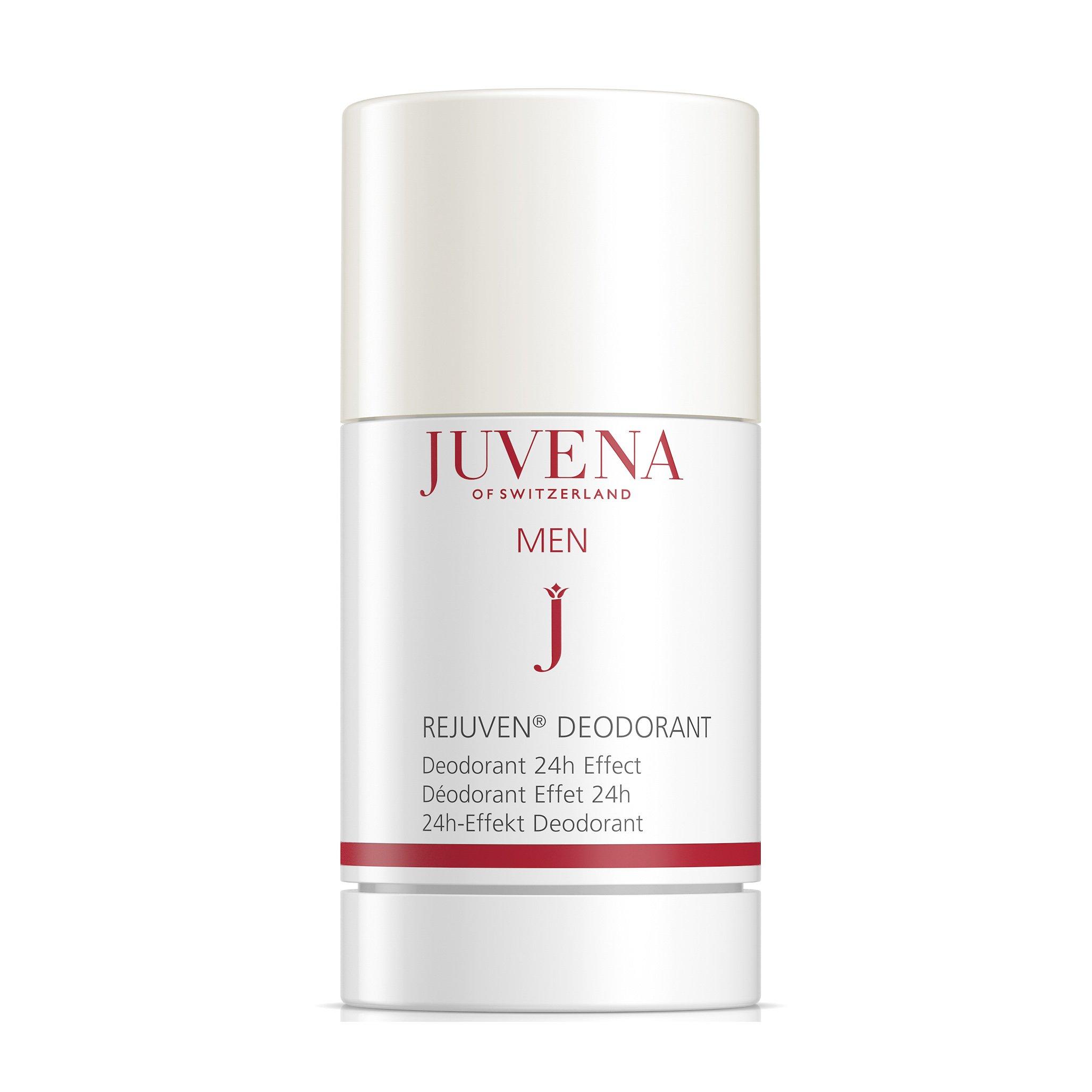 Juvena Men Rejuven Deodorant 24h Effect Αποσμητικό Stick για την Ανδρική Επιδερμίδα Χωρίς Άλατα Αλουμινίου & Οινόπνευμα 75ml