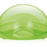 NUK Θήκη Αποθήκευσης Πιπίλας – πράσινο