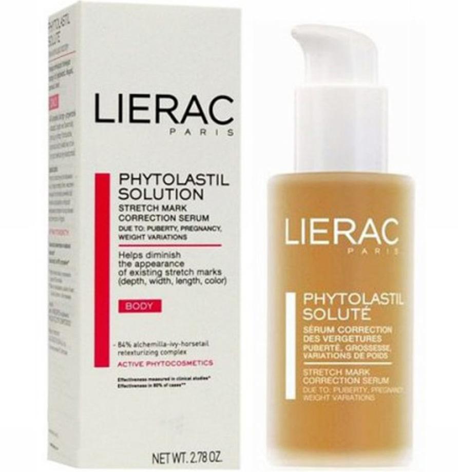 Lierac Phytolastil Solute για την Διόρθωση των Ραγάδων 75ml