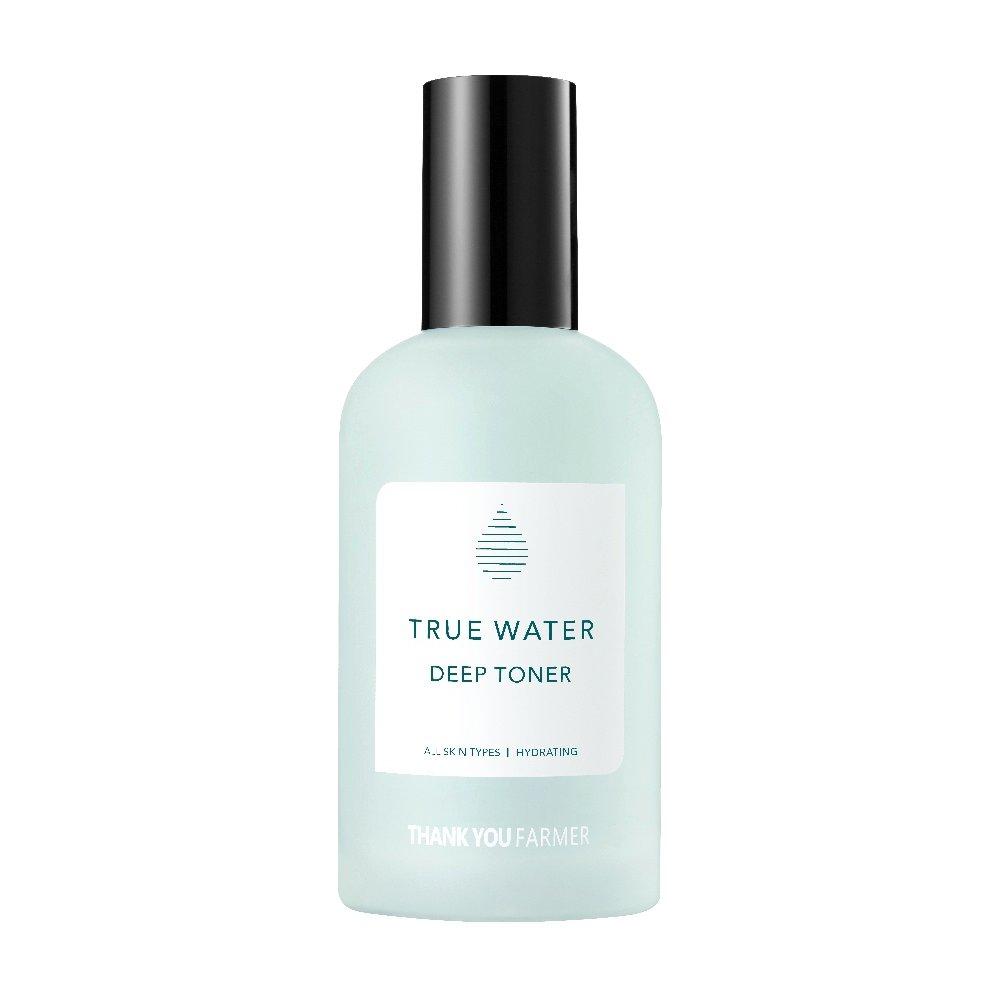 Thank You Farmer True Water Deep Toner Τονωτική Λοσιόν που Ενισχύει την Ενυδάτωση 150ml