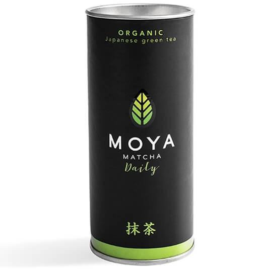 Moya Matcha DailyΟργανικό Γιαπωνέζικο Πράσινο Τσάι 30g φαρμακείο   φυσικά προϊόντα   τσάι
