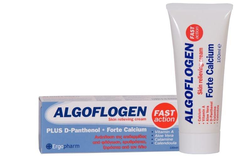 Algoflogen Cream Κρέμα για τους Ερεθισμούς της Επιδερμίδας – 200ml
