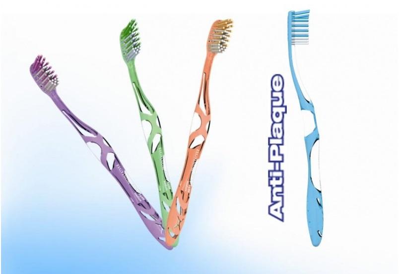 Elgydium Antiplaque Οδοντόβουρτσα Soft – μπλέ
