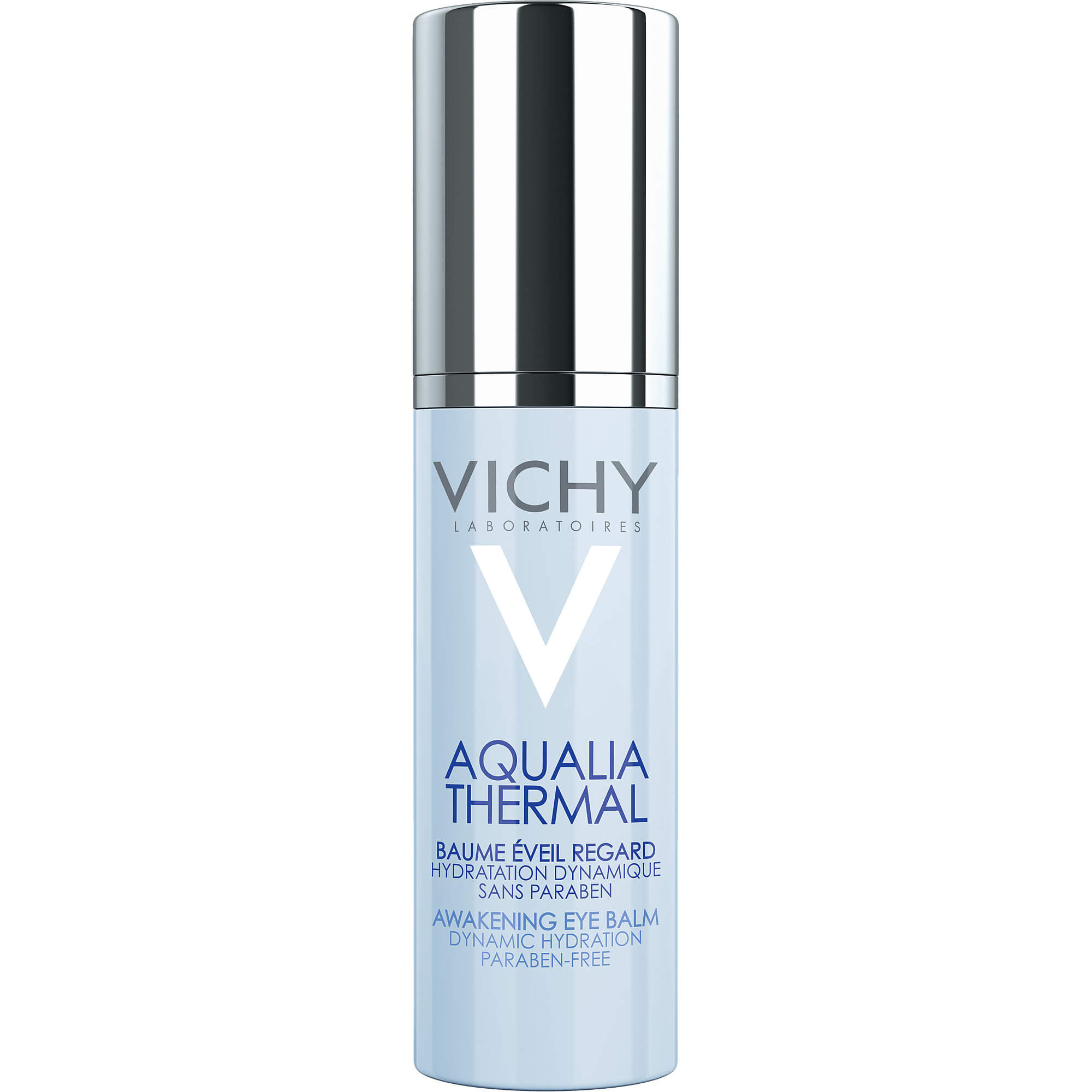 Vichy Aqualia Thermal Dynamic Hydration Eye Balm Αναζωογονητικό και Ενυδατικό Balm Ματιών 15ml