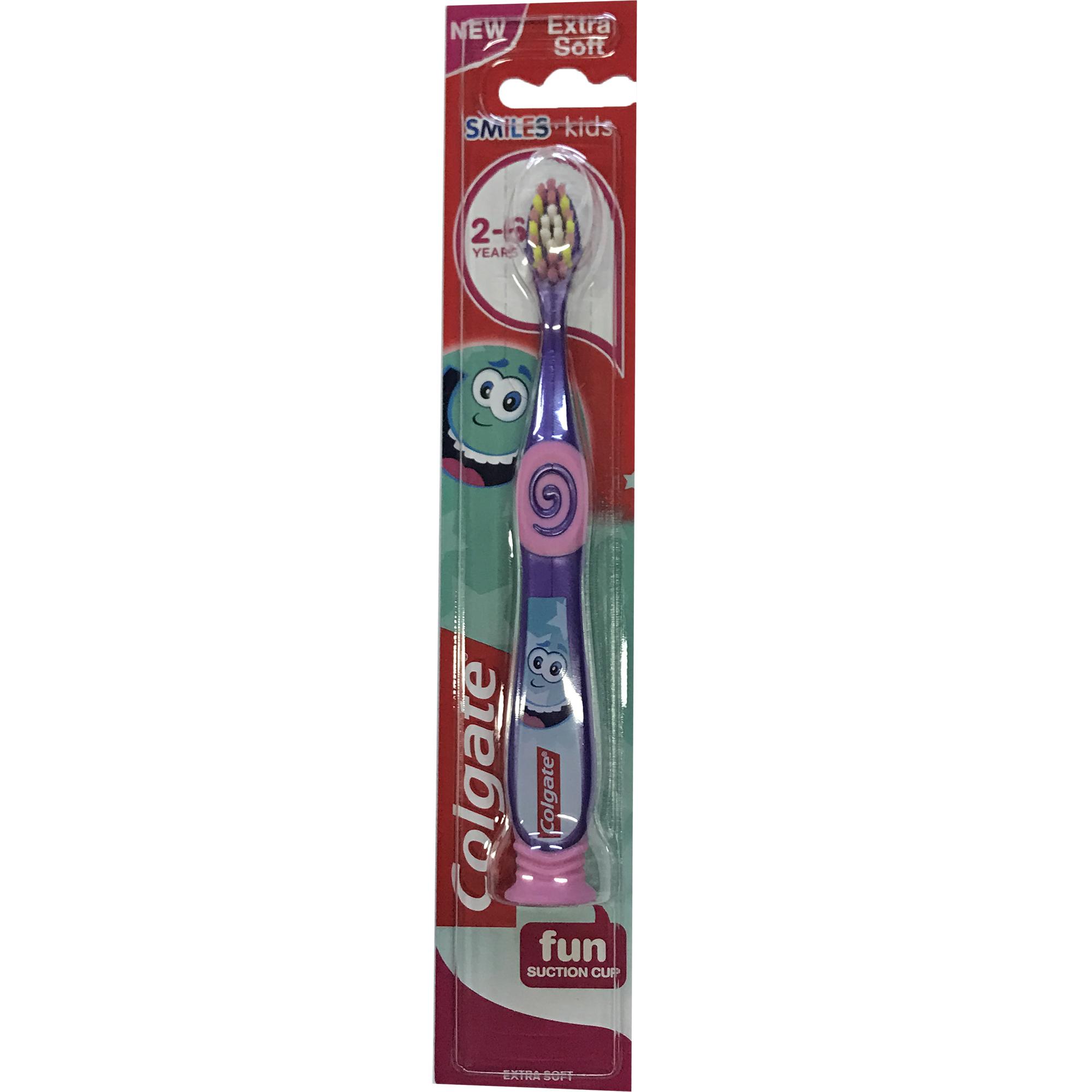 Colgate Smiles Kids Extra Soft Παιδική Οδοντόβουρτσα 2-6 Ετών