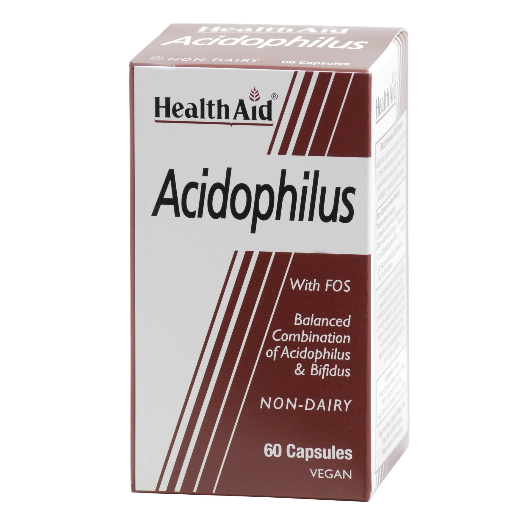 Health Aid Balanced Acidophilus (+bifidus) Συμπλήρωμα Διατροφής 60caps