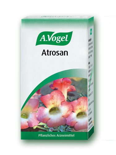 A.Vogel Atrosan (Rheuma-Tabletten) Ισχυρές Αντιφλεγμονώδεις Ιδιότητες 60 tabs