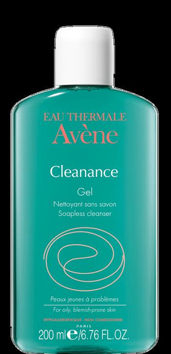 Avène Cleanance Gel Nettoyant gel καθαρισμού 200ml
