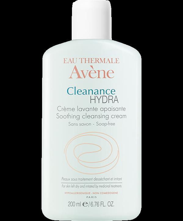 Avène Eau Thermale Cleanance Hydra Creme Lavante Apaisante Καταπραϋντική Κρέμα Καθαρισμού Χωρίς Σαπούνι 200ml