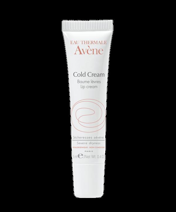 Avène Cold Cream Baume Levres Πολύ Ξηρά Και Σκασμένα Χείλη Με Σουκραλφάτη Επουλωτικό 15ml