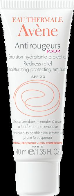 Avène Antirougeurs Jour Emulsion Legere Ενυδατική Προστατευτική Emulsion Κανονικο & Μεικτό Δέρμα Spf20 40ml