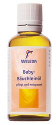 Weleda Baby Bauchlein Oel Λάδι Προλαμβάνει Και Ανακουφίζει Από Τις Δυσάρεστες Κοιλιακές Ενοχλήσεις Του Μωρού 50ml