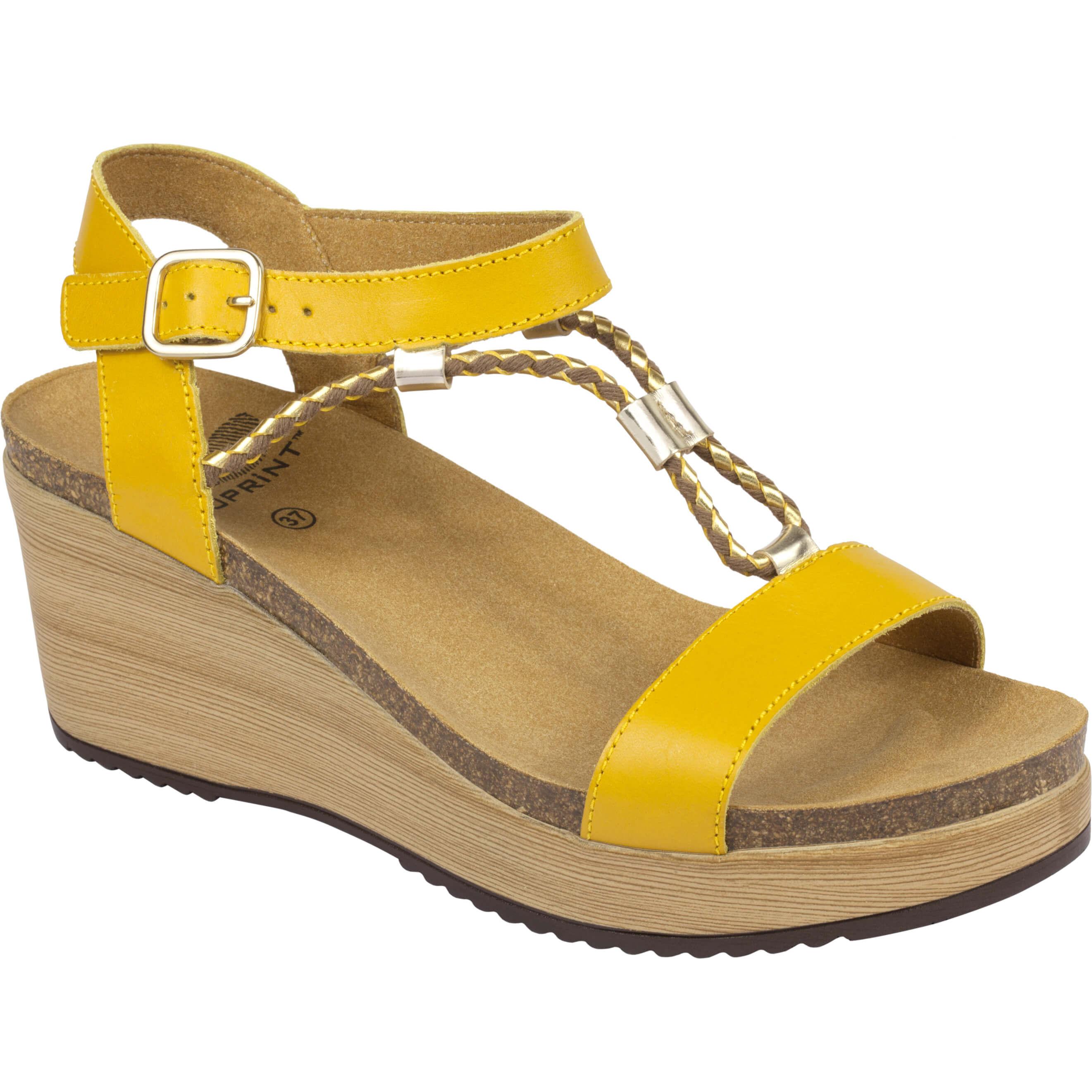 990857428b6 Dr Scholl Shoes Blanche Ώχρα NEO Γυναικεία Ανατομικά Παπούτσια Χαρίζουν  Σωστή Στάση & Φυσικό Χωρίς Πόνο