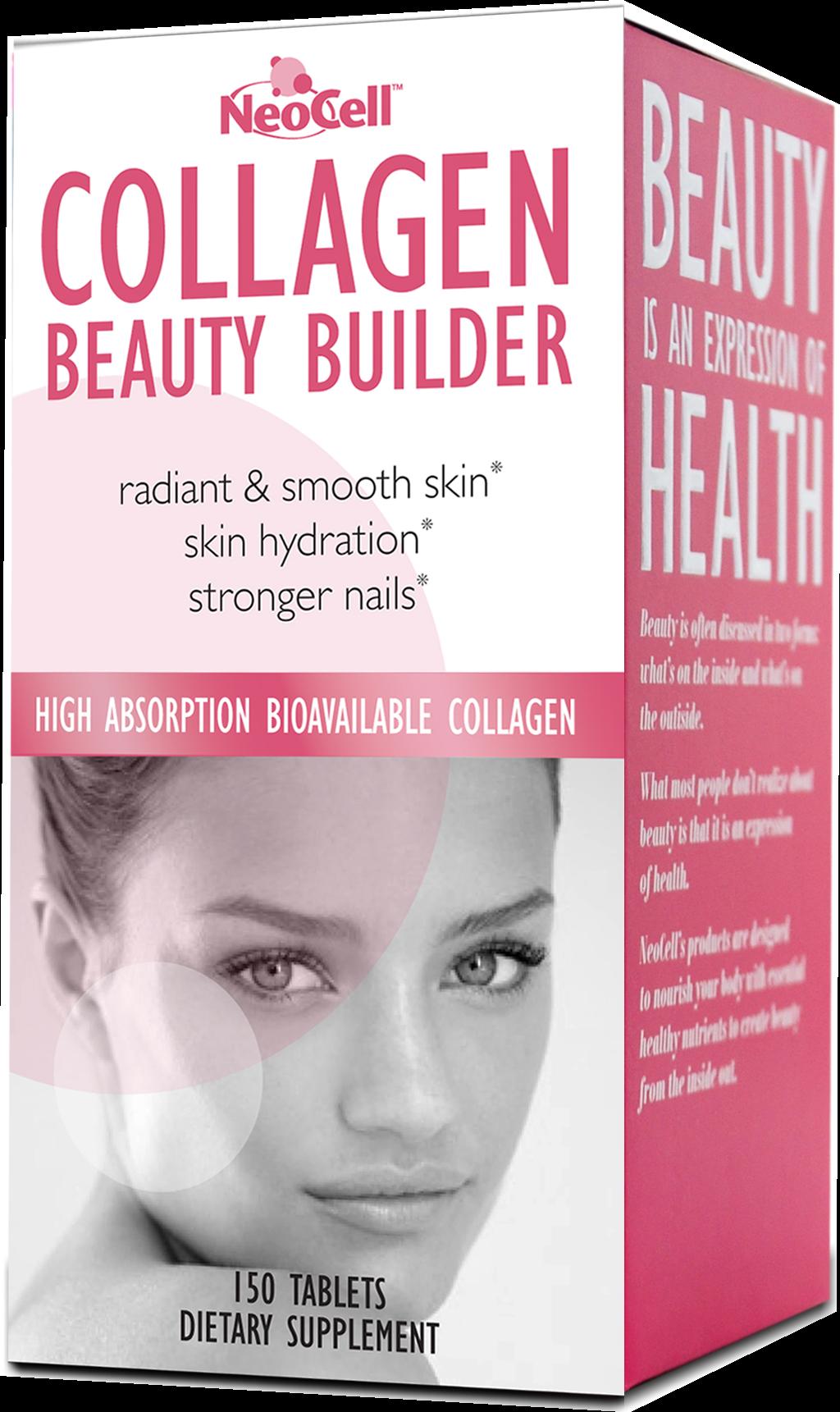 Neocell Beauty Builder Φόρμουλα Κολλαγόνου Ομορφιάς Και Ευεξίας 150tabs