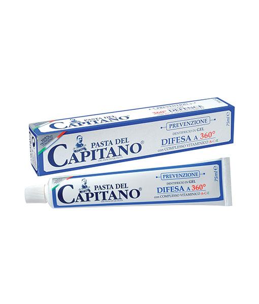 Pasta Del Capitano Οδοντόκρεμα Με Βιταμίνες A C E 75 ml