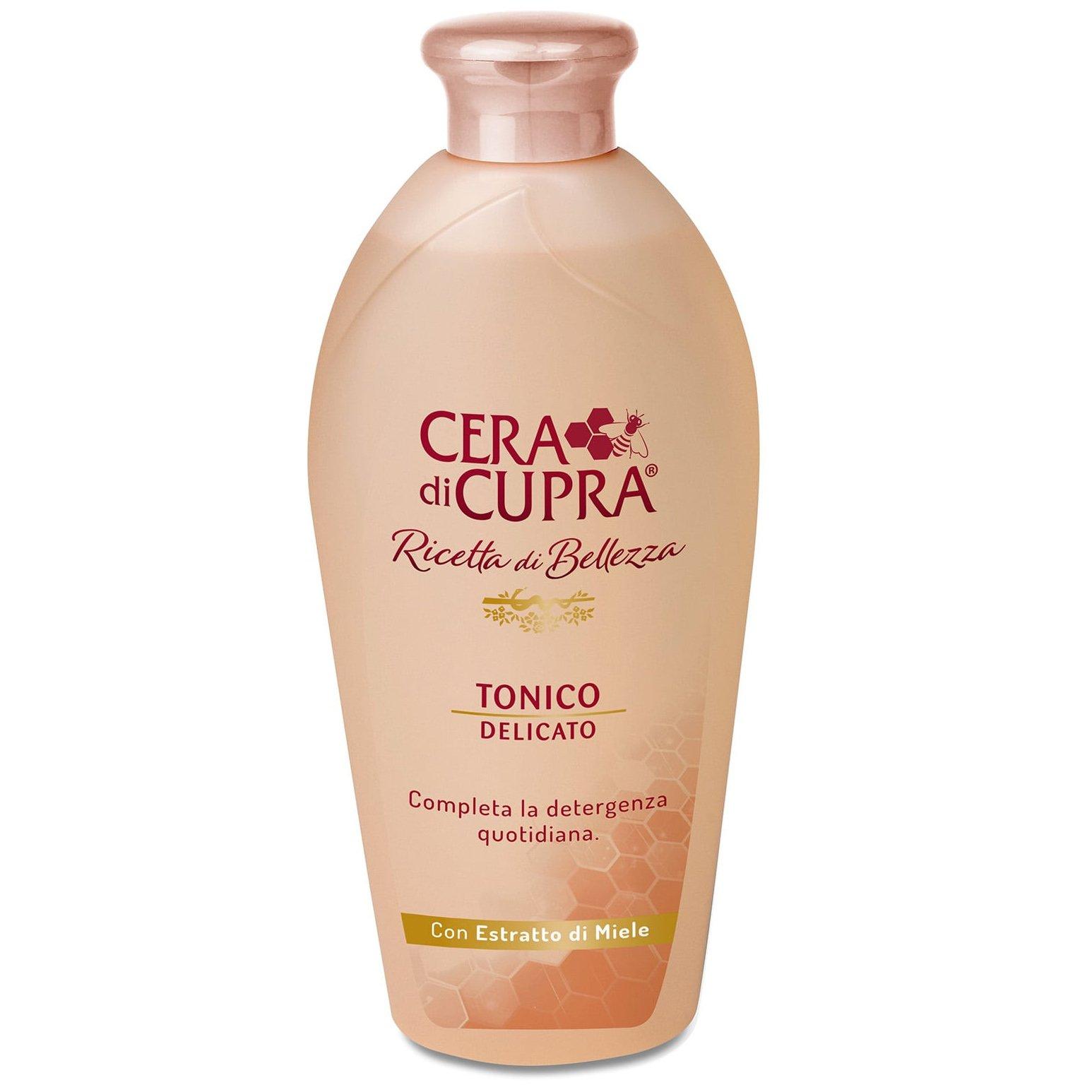 Cera di Cupra Tonico Τονωτική Λοσιόν Χωρίς Αλκοόλ 200ml