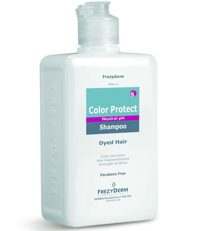 Frezyderm Color Protect Shampoo Σαμπουάν για Βαμμένα Μαλλιά 200ml