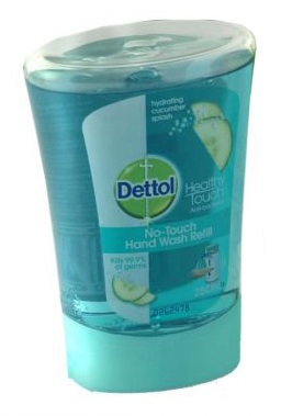 Dettol No-Touch Cucumber Ανταλλακτικό 250 ml