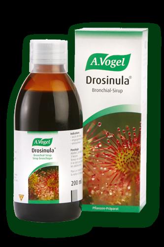 A.Vogel Drosinula Επιδρά Στο Λαιμό Στους Πνεύμονες Και Στους Αναπνευστικούς Αγωγούς – 200ml