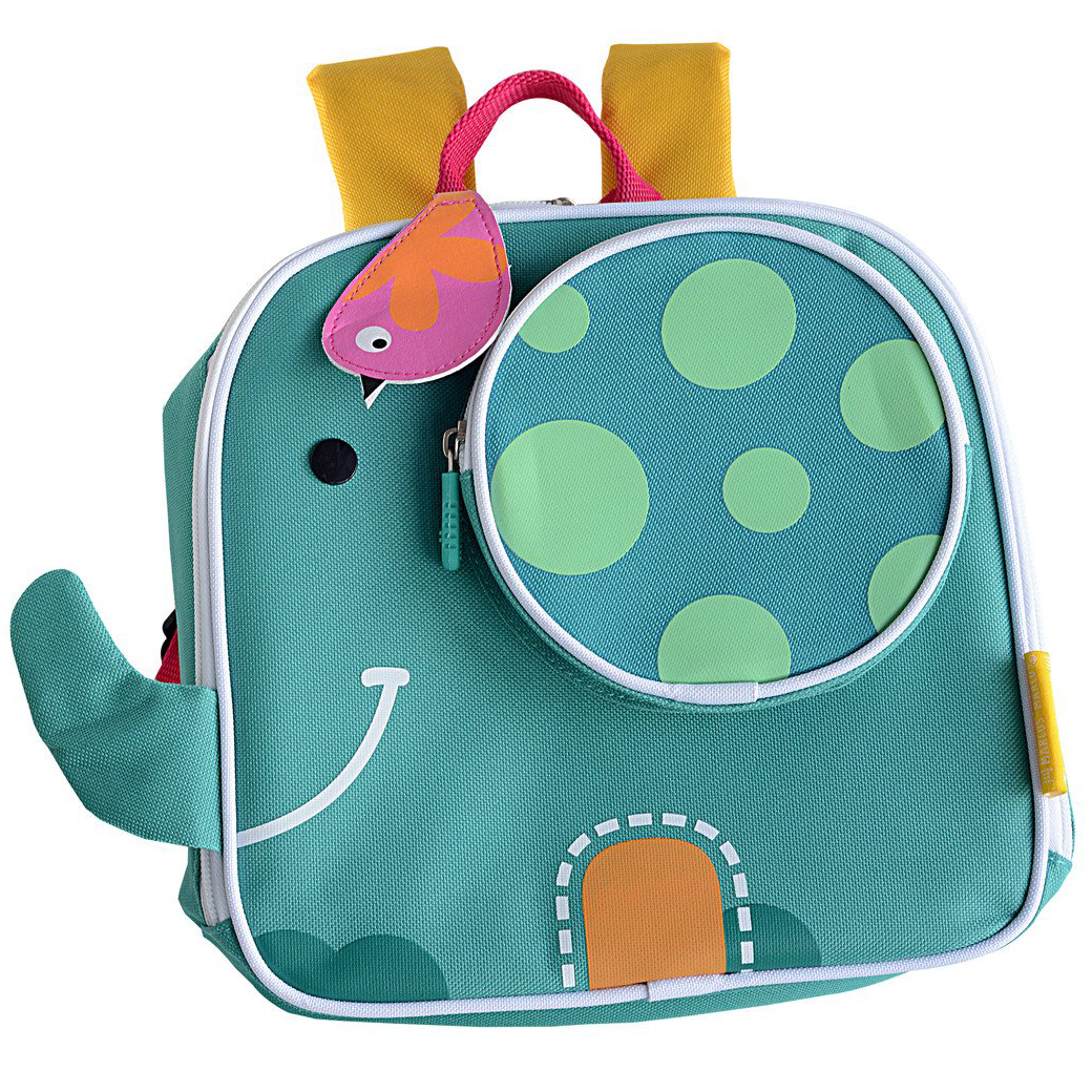 Marcus & Marcus Insulated Lunch Bag 3+Iσοθερμική Παιδική ΤσάνταΓεύματος Ελέφαντας