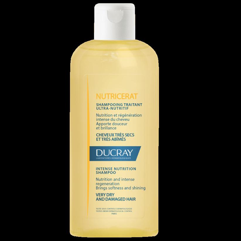 Ducray Nutricerat ShampooingShampoo για Ξηρά Μαλλιά 400ml