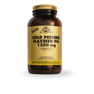 Solgar Flaxseed Oil 1250mg 100softgels