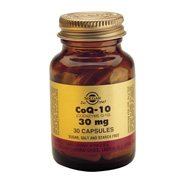 Solgar Coenzyme CoQ-10 30mg veg.caps – 60 caps