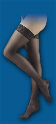 Johns Kάλτσες Pιζομηριου Με Δαντέλα 70 (15-18mmHg) 224590 – 1
