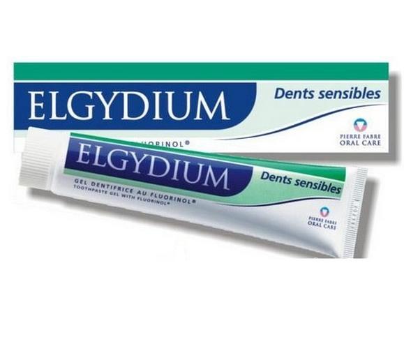 Elgydium Sensitive Οδοντόκρεμα 75ml