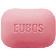 Eubos Solid Red Στερεή πλάκα πλυσίματος, αντί για σαπούνι, για τον απαλό και βαθύ καθαρισμό προσώπου και σώματος 125gr